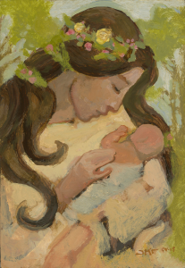 Spring Mother